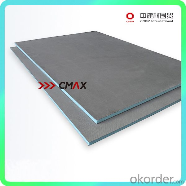 Buy Cement Fiberglass Mesh Tile Backer Board Price Size