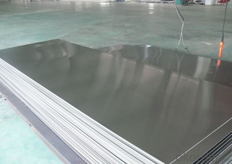 Alloy 5083 Flat Aluminum Sheet for Manufacturing Boat