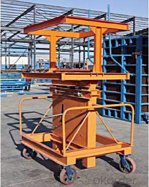 Slab Formwork with Ring-lock Scaffolding System