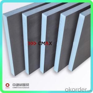 Heat preservation xps tile backer board CNBM
