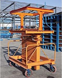 Table Formwork Regular Used for Tower Building