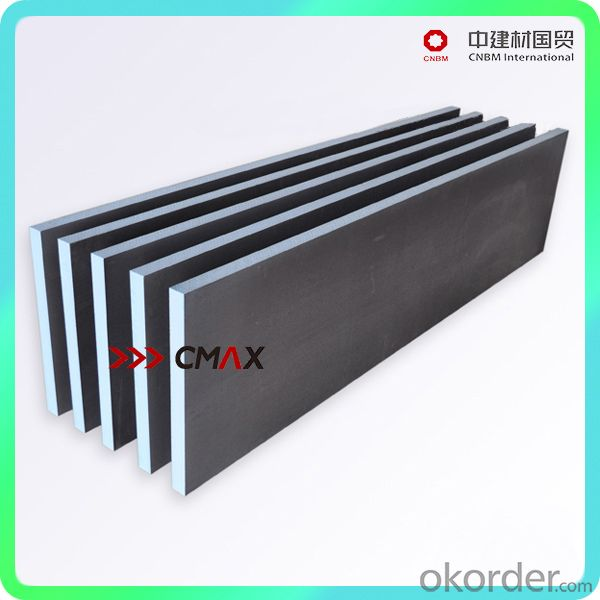 Cement Fiberglass Mesh XPS Tile Backer Board for Floor