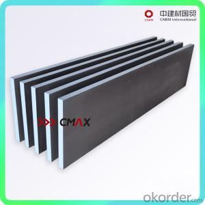 Cement Fiberglass Mesh XPS Tile Backer Board for Floor
