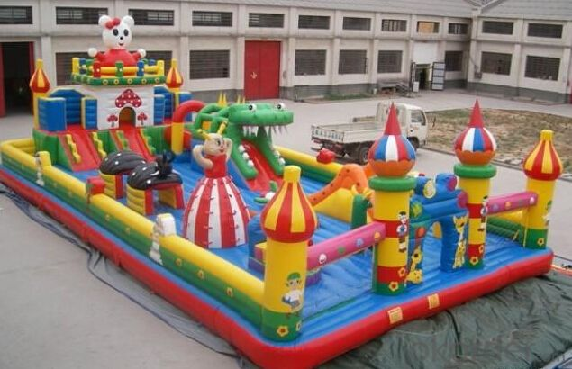 Bounce House & Inflatable games & Inflatable Castles
