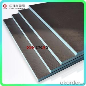 Bathroom waterproofing tile/wall backer board