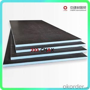 Extruded Polystyrene XPS Tile Backer board