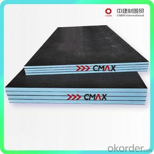Cement XPS Tile Backer Board from China CMAX