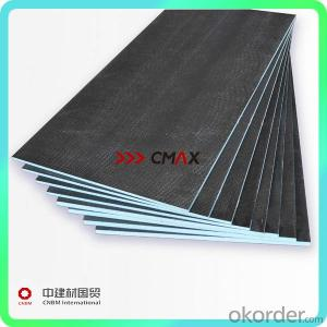 High R Value XPS Tile Backer Board CNBM Brand