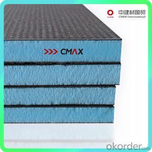 XPS Tile Backer Board High R Value Waterproof