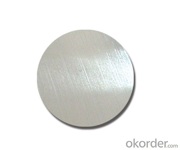 Hot Rolled Cookware Aluminium Circle Sheet AA1100 H14