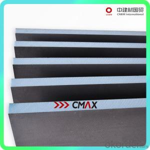 CE Approved XPS Tile Backer Board CNBM Brand