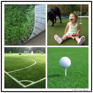Artificial Grass for Soccer Football Financial Enviroment Friendly