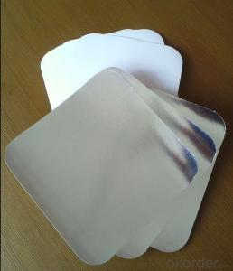 Colored Aluminum Foil with High Quality in China