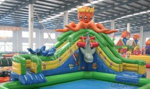 PVC Inflatable Wweet Candy small Jumper House