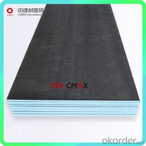 CNBM Thermal Resistant XPS Tile Backer Board