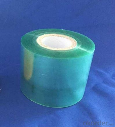 Soft PVC Plastic Wrap Film