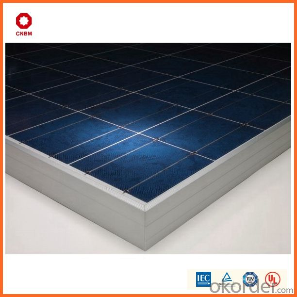 Flexible Solar Panels 20W Patrol Car Solar Panels