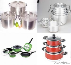 Alu Circles and Discs 1050 for Aluminum Cookwares with DC/CC