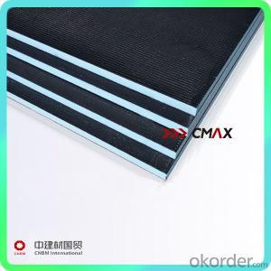 Foam board Extruded polystyrene insulation board XPS board