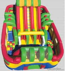 Inflatable Slide with the colorful and attractive style