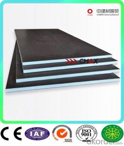 XPS thermal insulation xps foam board for Shower Room CNBM Group
