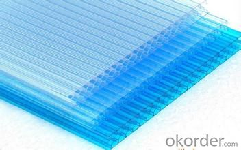 Polycarbonate Honeycomb Sheet ,PC Sunshine Sheet