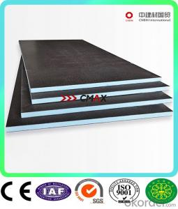 XPS floor heating undertile backer board for Shower Room CNBM Group