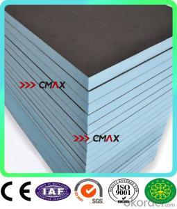 XPS Tile Backer Board for Shower Room CNBM in China