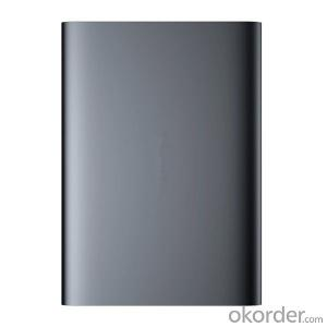 Usb 20000mAh Tablet Power Bank, Ultra Slim Power Bank For  Mobile Phones and Tablets
