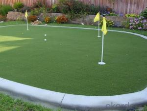 UV Resistent Hot Sale Artificial Grass for Golf Outdoor Synthetic Grass