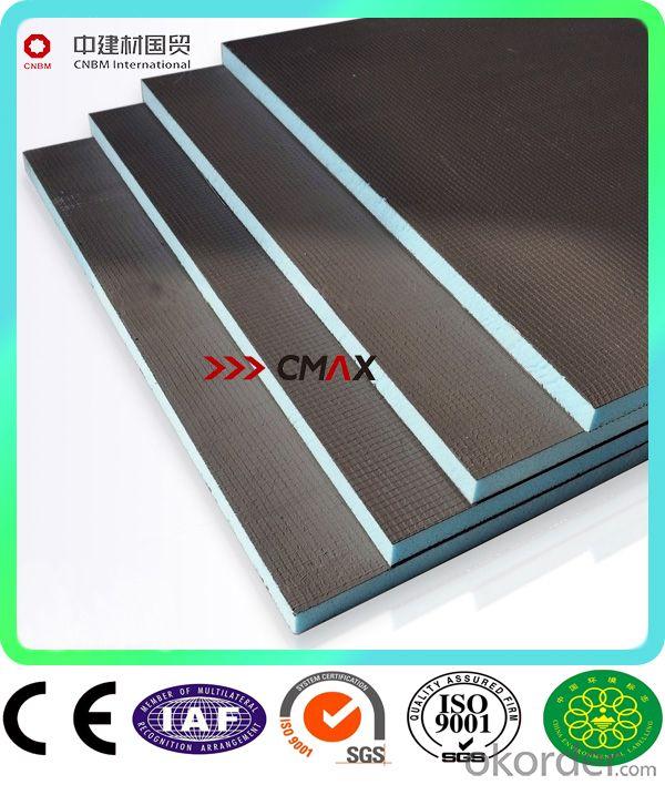 XPS lightweight xps tile backer board for Shower Room CNBM Group