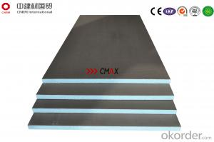 fiberglass mesh reinforced tile backer board roof board