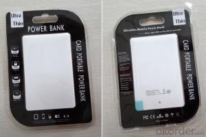 OEM 2500mAh Universal Portable Power Bank