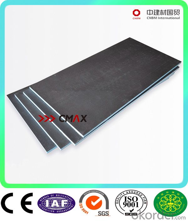 XPS blue panel for Shower Room CNBM Group