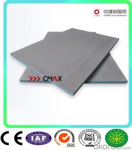 XPS Cement Board Tile Backer Board for Shower Room CNBM Group