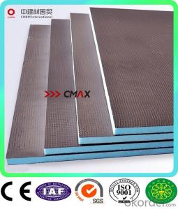 XPS lightweight xps tile backer board for Shower Room CNBM Group