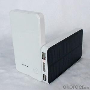 Portable Mobile Phone Power Bank, Solar Charger