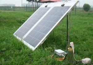 Solar Water Pump System 0.1KW-37KW for Agricultural Irrigation System