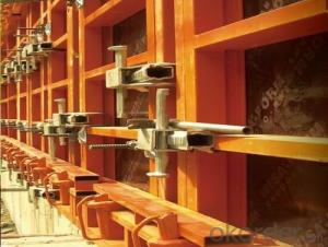 Timber Beam Formwork of Building Material for Construction