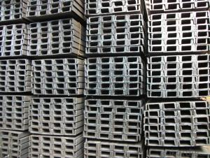 Supply JIS Standard U Channel Steel in Sale
