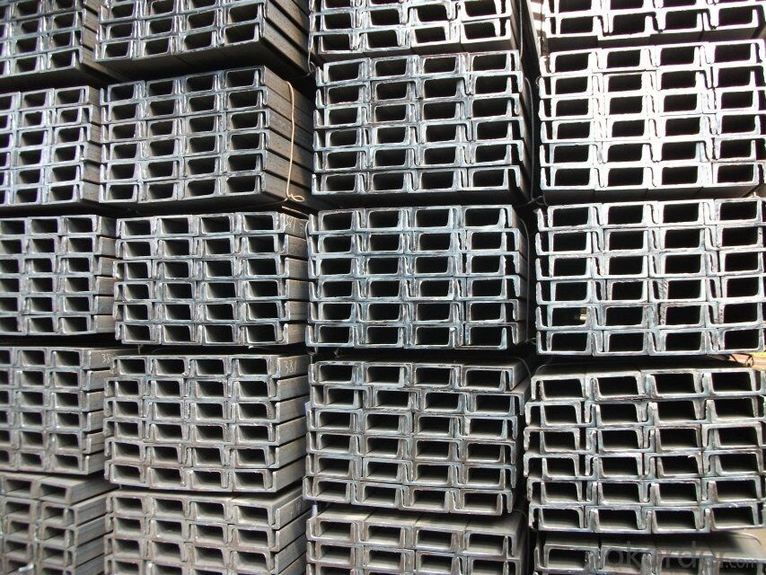 New Arrival U Channel Steel to Africa Market