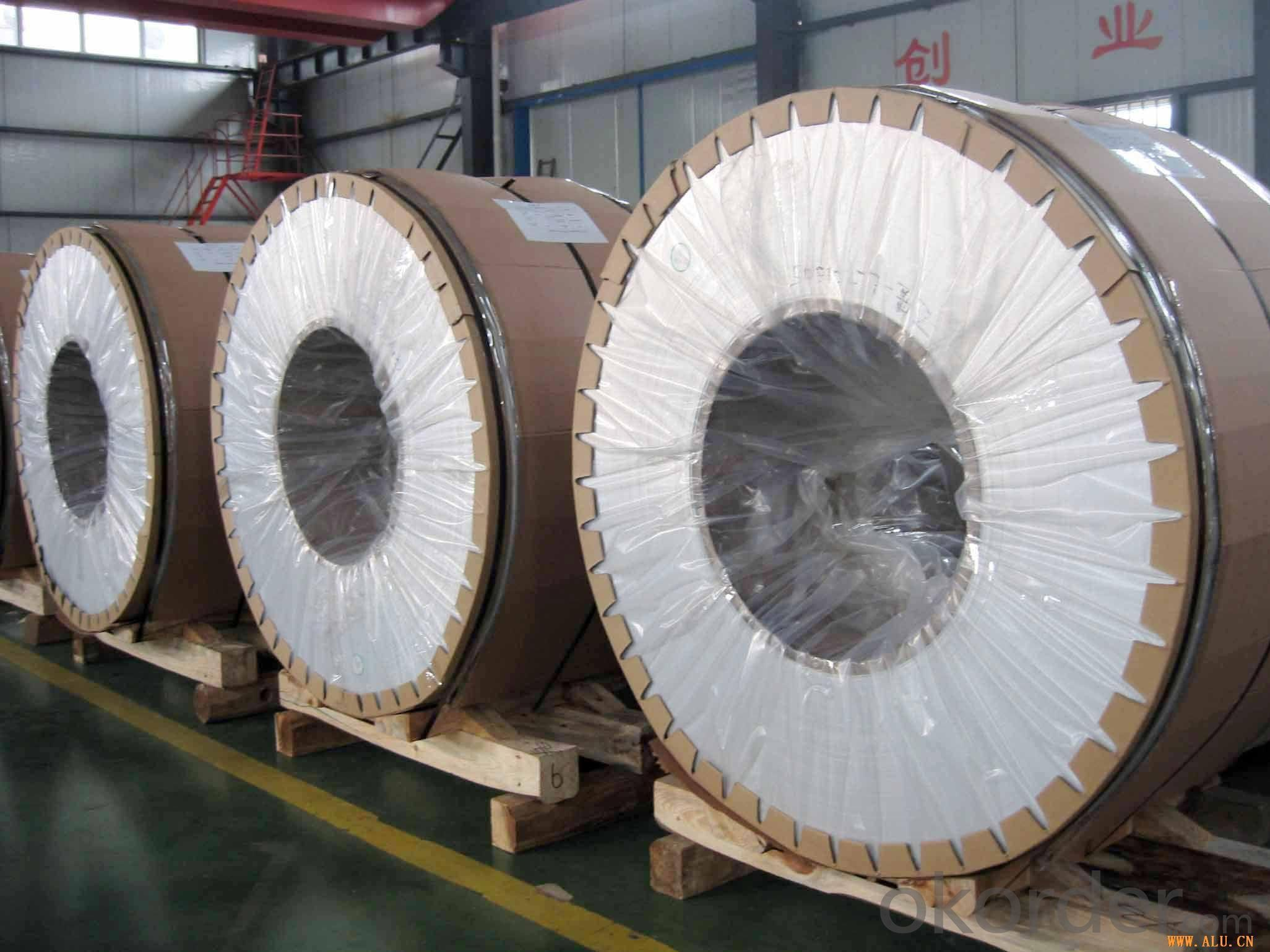 Mill Finished Aluminium Coils for Secondary Rolling