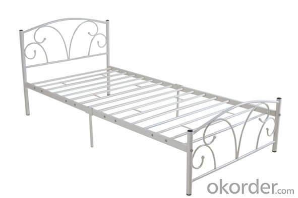 Metal Bed European Style Model CMAX-MB010