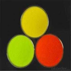 LED Fluorescent Various Color Powder with High Brightness