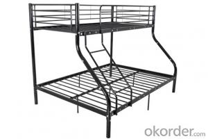 Standard Metal Bunk Bed Model CMAX-MB001