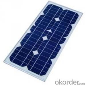 200W  Monocrystalline PV Solar Panel in China