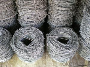 Barbed Wire/Barbed Wire Price Per Roll/Barbed Wire Roll Price Fence/Barbed Wire
