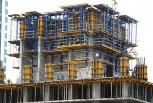 Timber Beam Formwork of Building from China Market