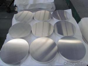Aluminum Cooking Circle/Round Sheet For Pressure Cooker