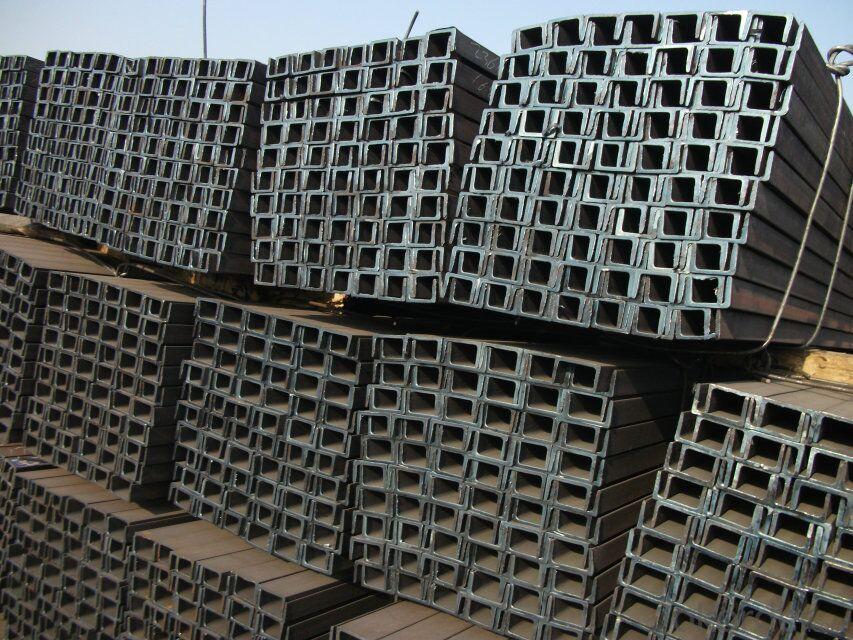 Supply JIS Standard U Channel Steel in Sale